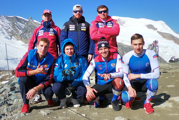 Горнолыжники-юниоры завершили сбор в Швейцарии 1