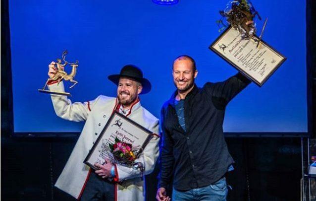 Янсруд и Свиндаль разделили престижную награду 1