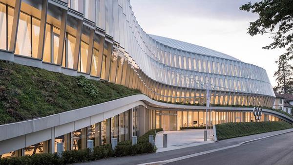 Новая штаб-квартира МОК открывает двери для посетителей 1
