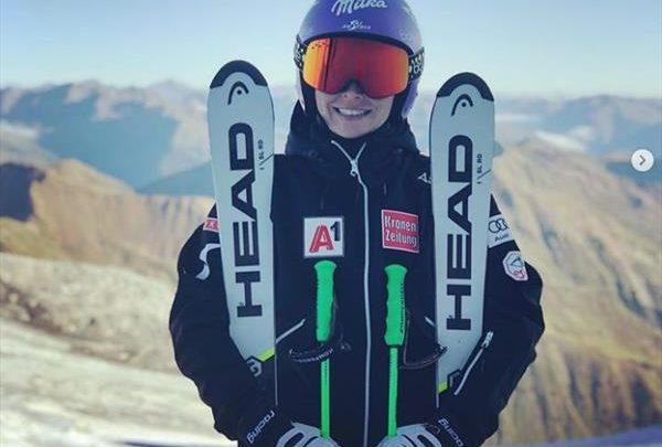 Очередное возвращение Анны Файт и начало лыжных тренировок 1