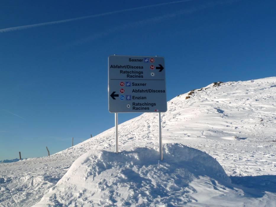 Горнолыжный курорт Racines-Giovo (Ratschings-Jaufen)/Malga Calice (Kalcheralm) 5