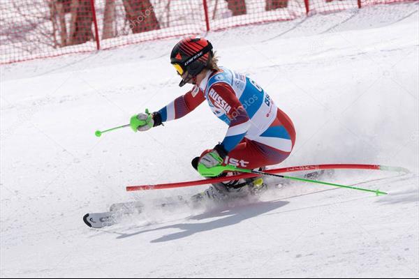 Семен Ефимов — победитель FIS-гонки в слаломе в Ушуайе 1