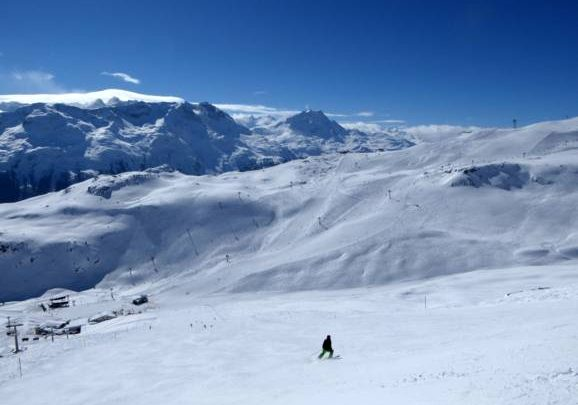 Горнолыжный курорт St. Moritz – Corviglia 1