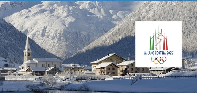 Зимняя Олимпиада-2026 пройдет в Италии 1