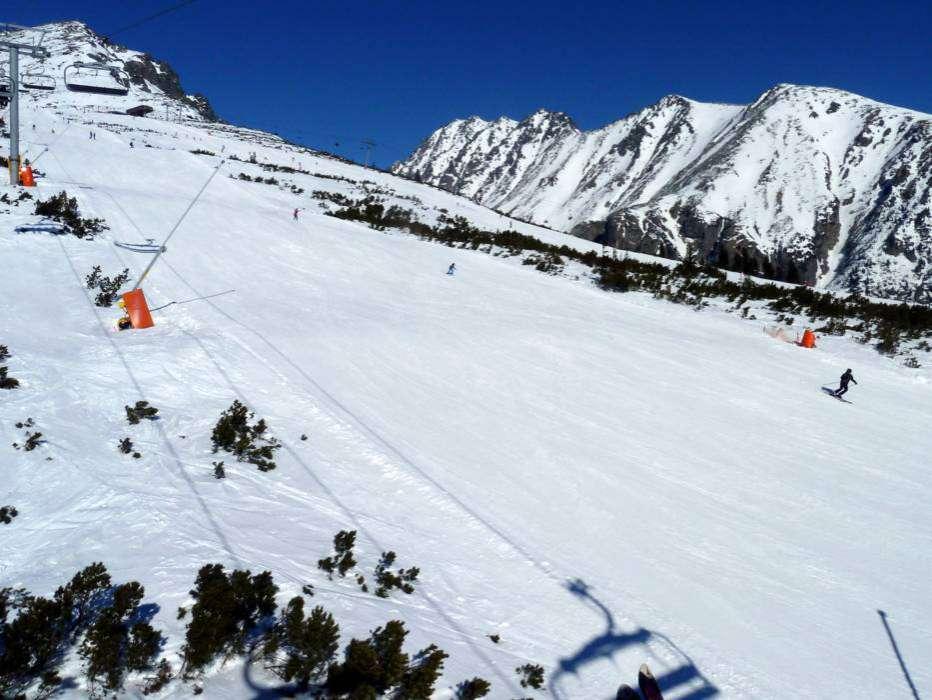 отличался штрбске плесо горнолыжный курорт фото зима