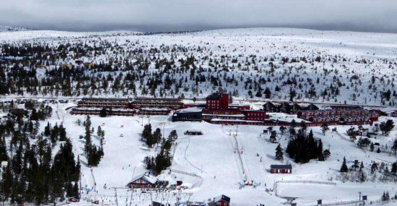 Горнолыжный курорт Lindvallen / Högfjället (Sälen) 1