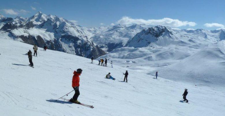 Горнолыжный курорт Tignes / Val d'Isère 1