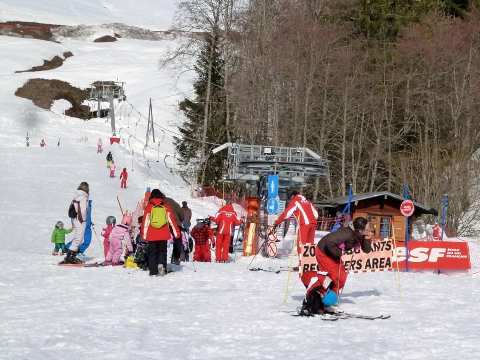 Горнолыжный курорт Les Portes du Mont Blanc – Combloux / Megève le Jaillet / La Giettaz 8