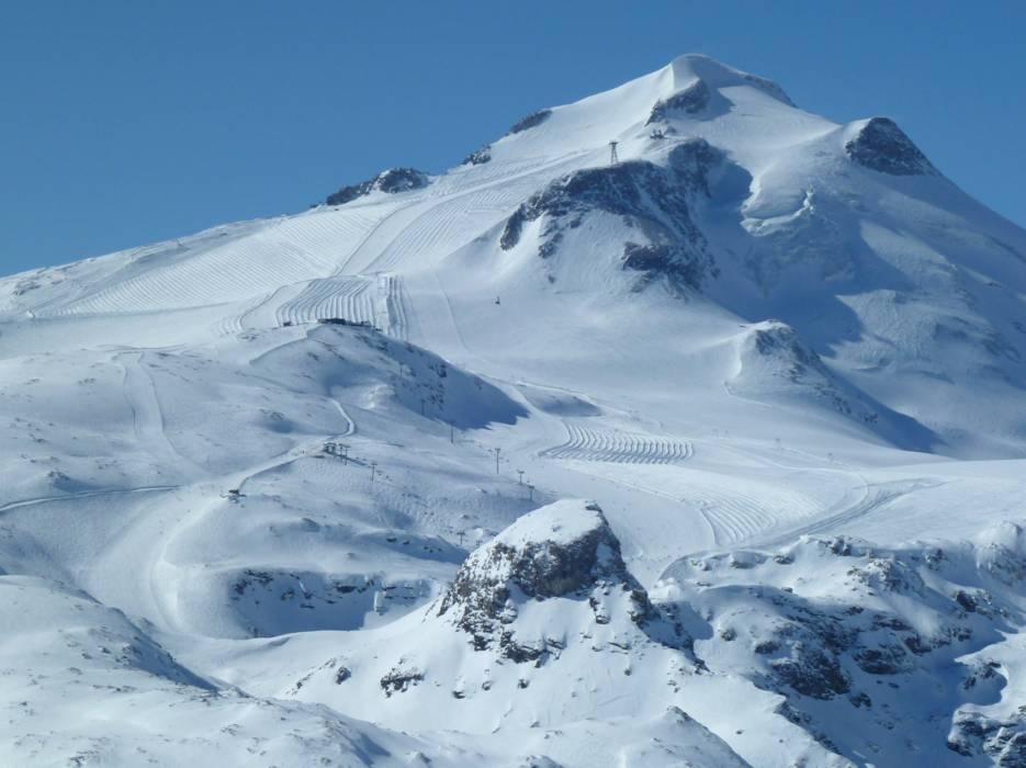 Горнолыжный курорт Tignes / Val d'Isère 7