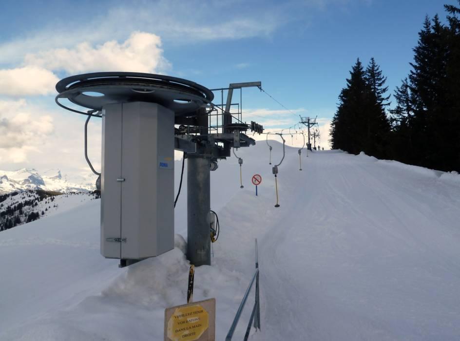 Горнолыжный курорт Les Portes du Mont Blanc – Combloux / Megève le Jaillet / La Giettaz 3