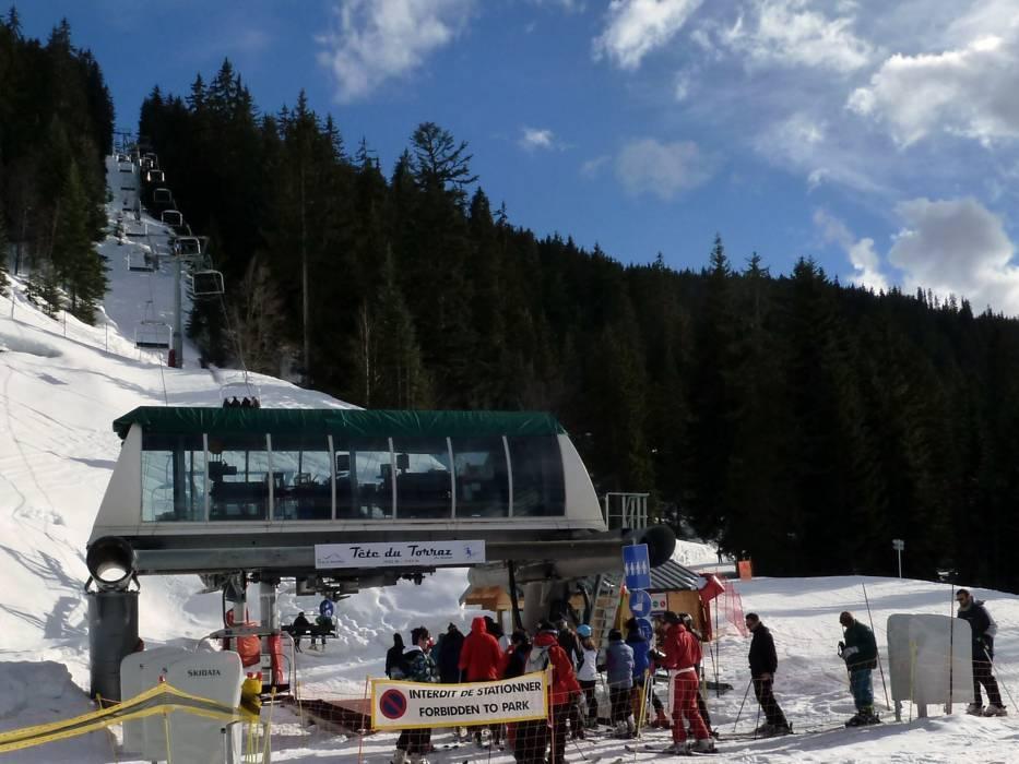 Горнолыжный курорт Les Portes du Mont Blanc – Combloux / Megève le Jaillet / La Giettaz 4