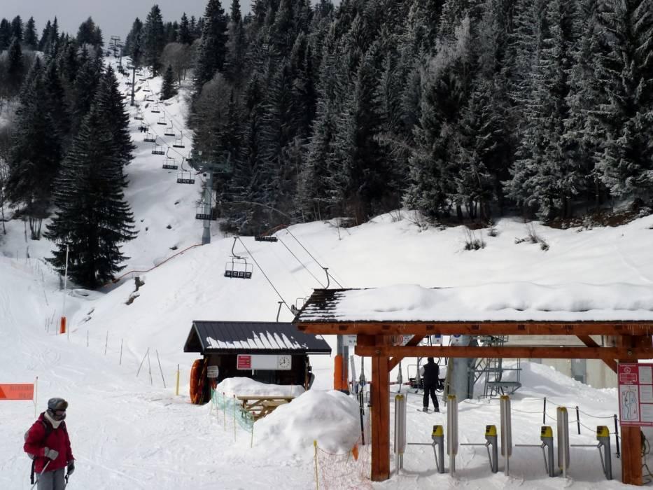 Горнолыжный курорт Les Houches / Saint-Gervais – Prarion / Bellevue (Chamonix) 4