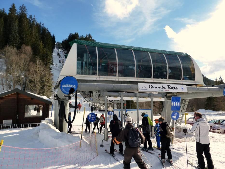 Горнолыжный курорт Les Portes du Mont Blanc – Combloux / Megève le Jaillet / La Giettaz 7