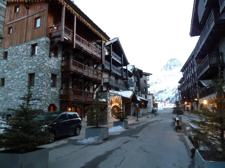 Горнолыжный курорт Tignes / Val d'Isère 13