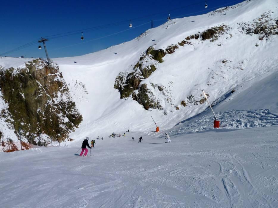 Горнолыжный курорт Alpe d'Huez 7