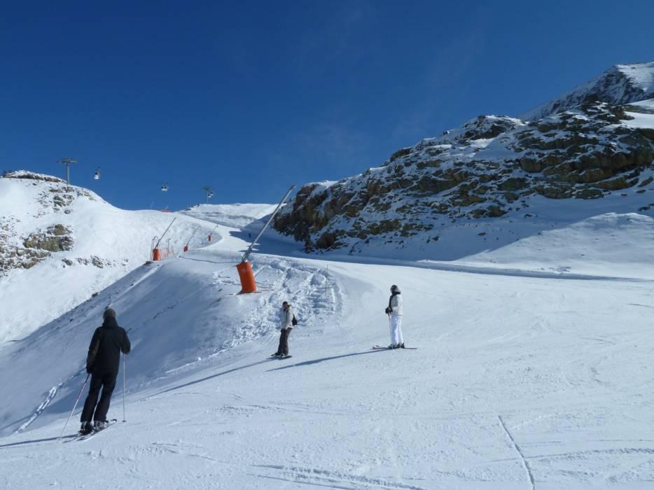 Горнолыжный курорт Alpe d'Huez 6