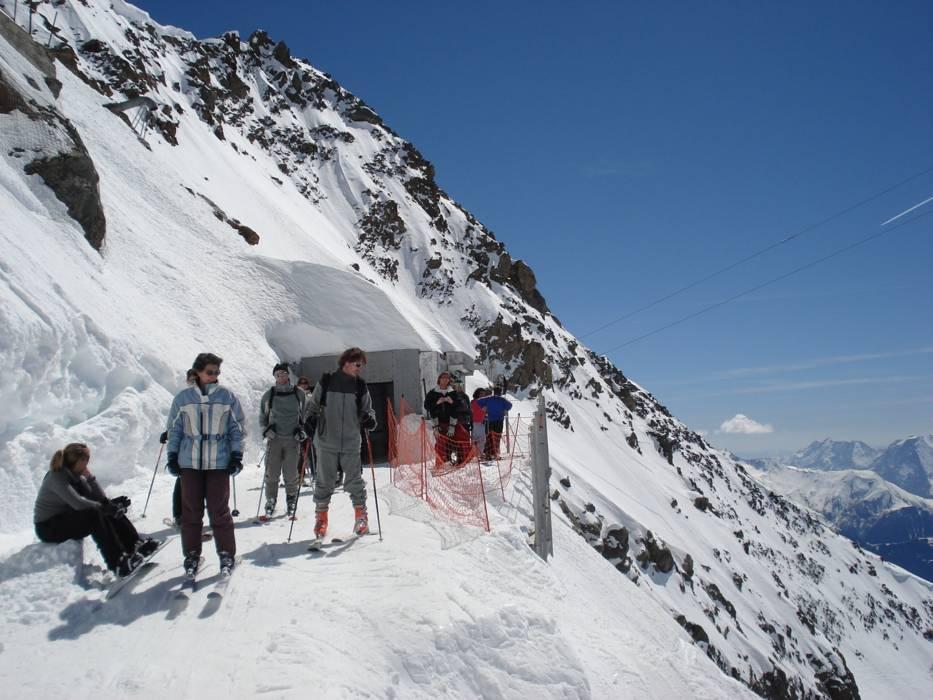 Горнолыжный курорт Alpe d'Huez 3