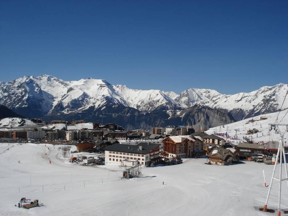 Горнолыжный курорт Alpe d'Huez 4
