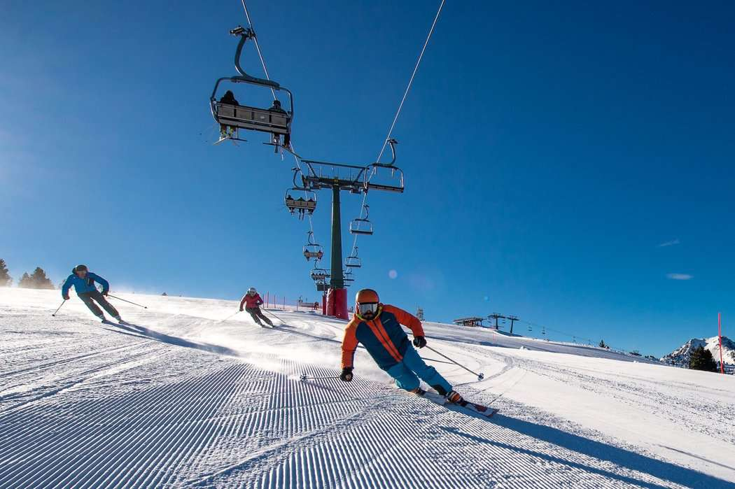 Горнолыжный курорт Alpe Cermis – Cavalese 8