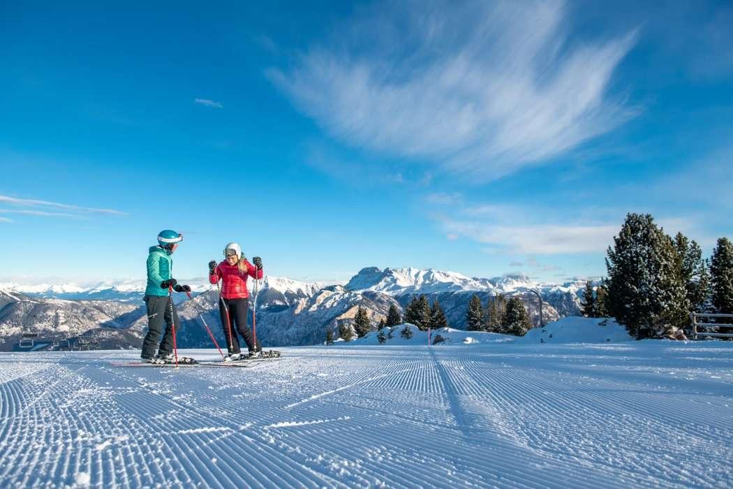 Горнолыжный курорт Alpe Cermis – Cavalese 6