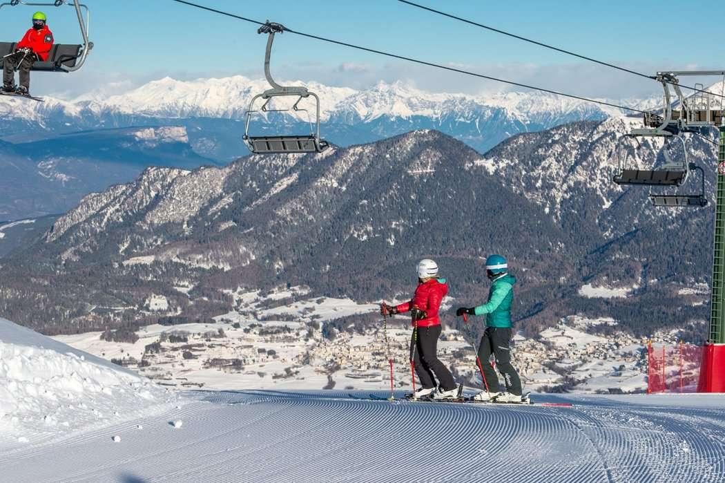 Горнолыжный курорт Alpe Cermis – Cavalese 7