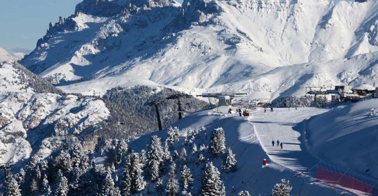 Горнолыжный курорт Alpe Cermis – Cavalese 1