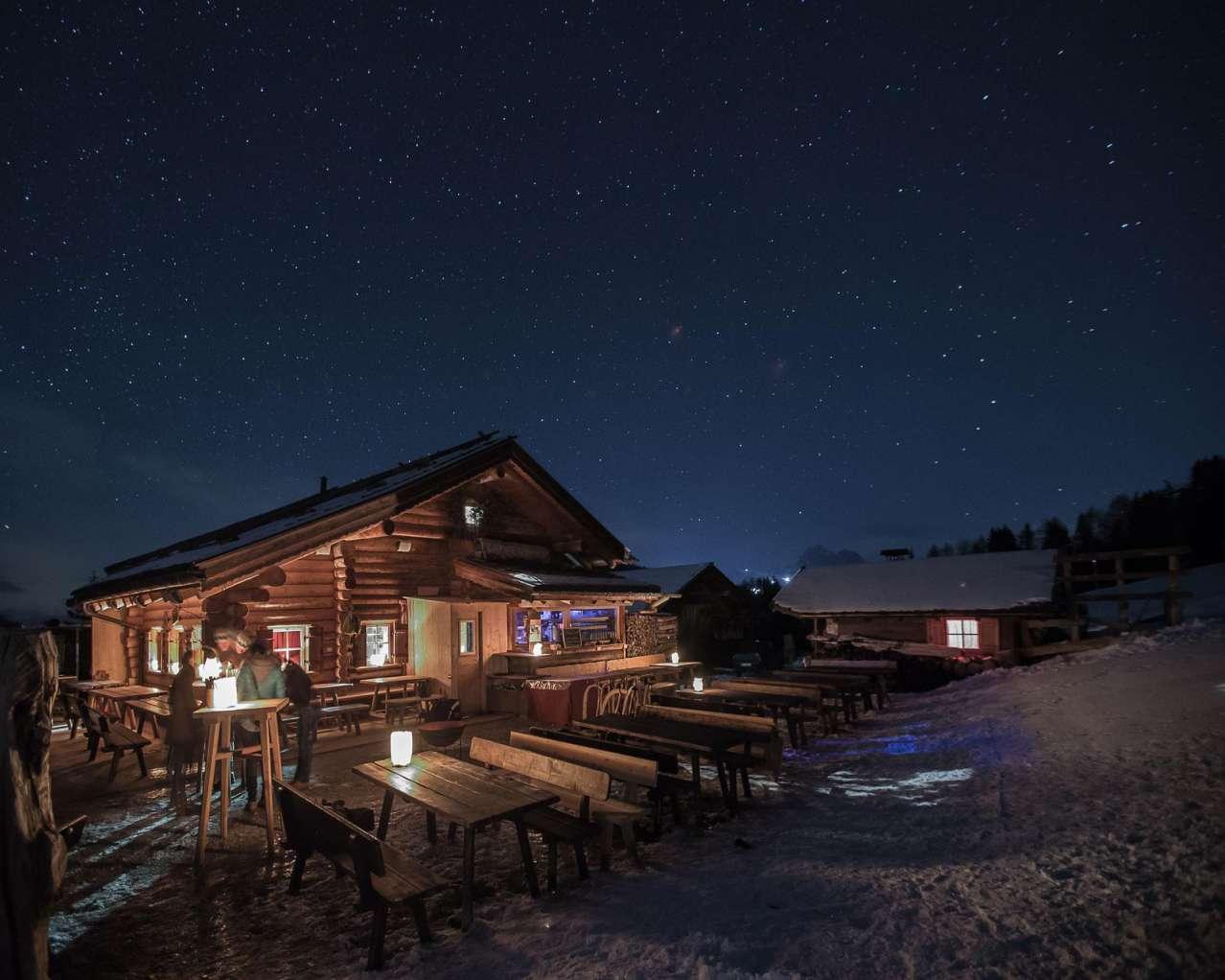 Горнолыжный курорт Alpe di Siusi (Seiser Alm) 6