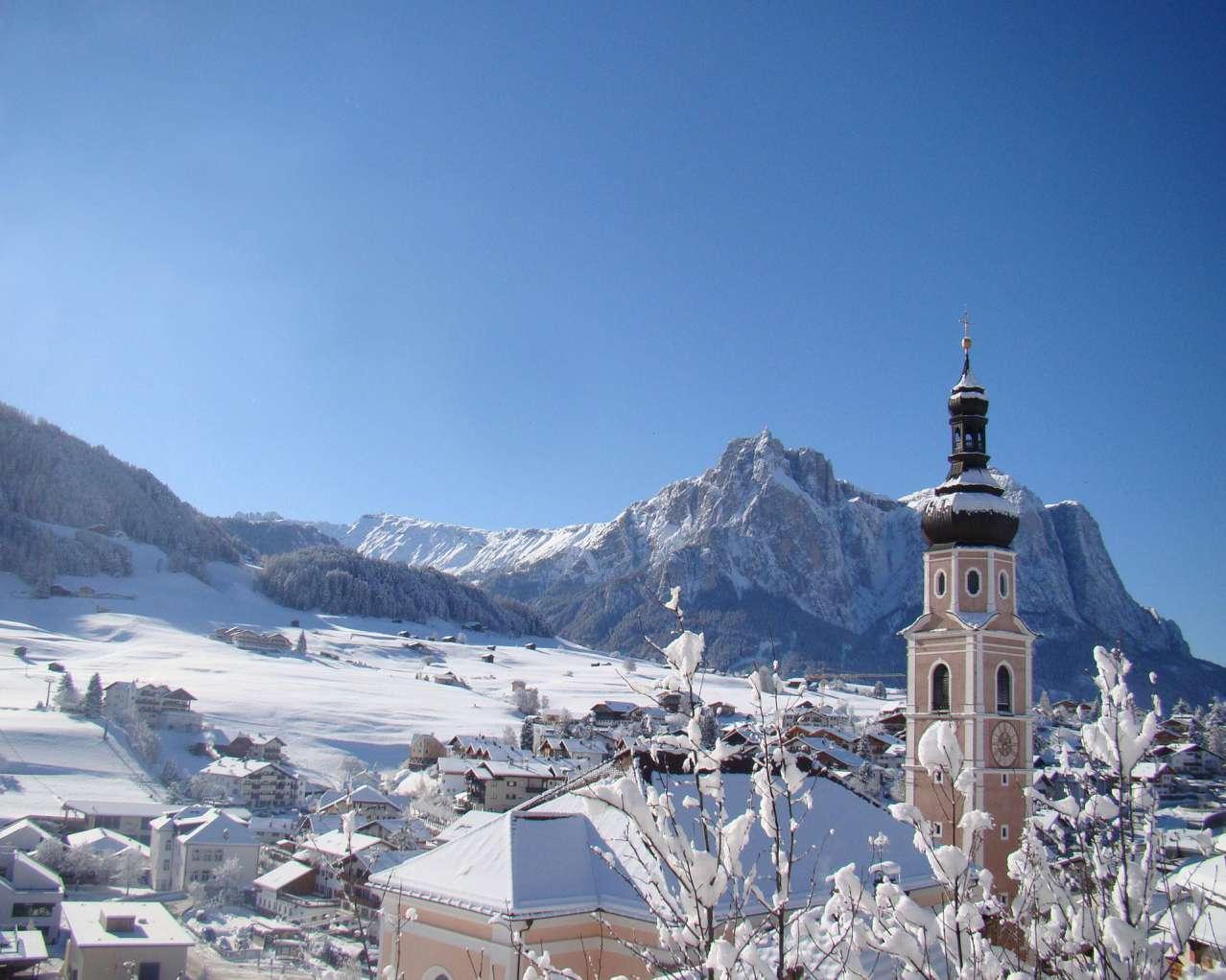 Горнолыжный курорт Alpe di Siusi (Seiser Alm) 8