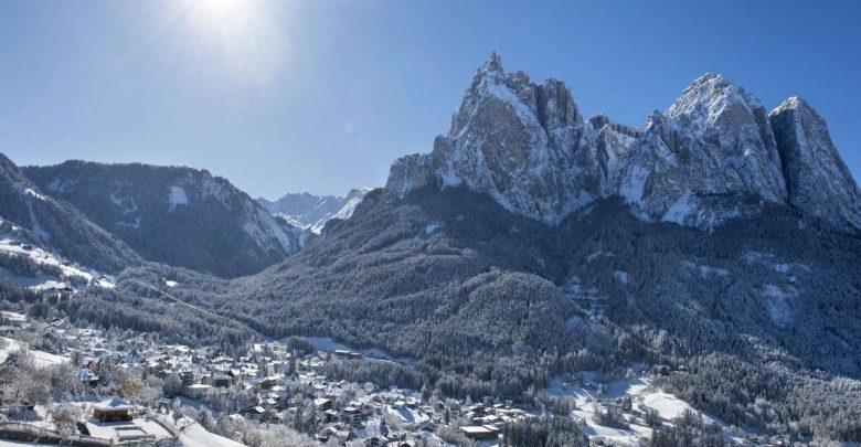 Горнолыжный курорт Alpe di Siusi (Seiser Alm) 1
