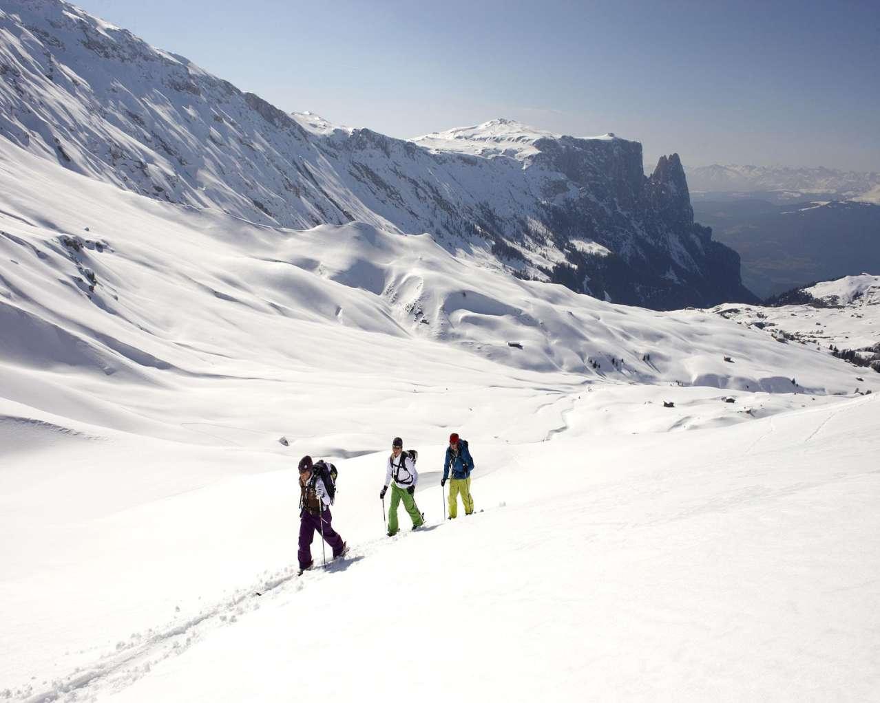 Горнолыжный курорт Alpe di Siusi (Seiser Alm) 3