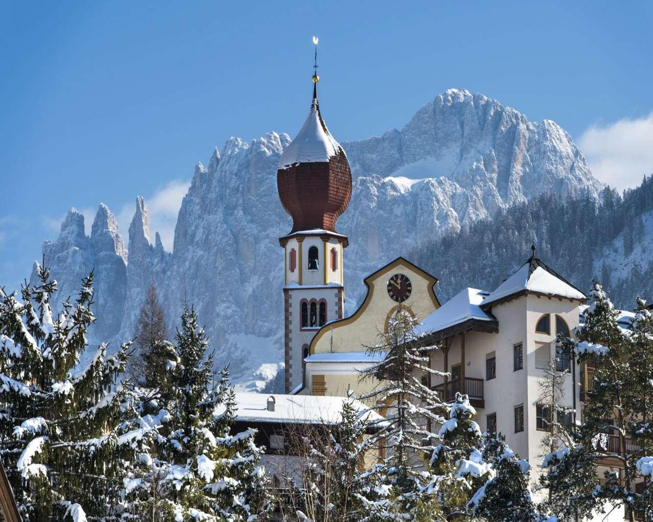 Горнолыжный курорт Alpe di Siusi (Seiser Alm) 4