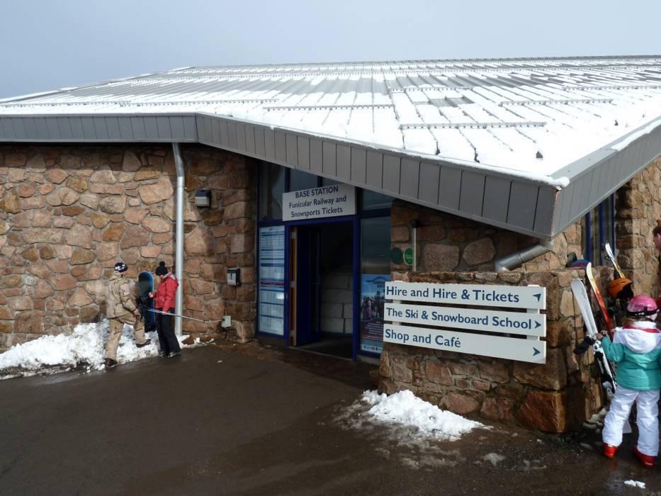 Горнолыжный курорт Cairngorm Mountain 6