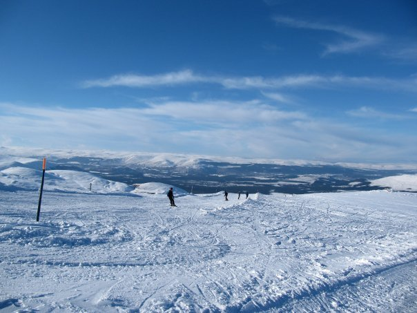 Горнолыжный курорт Cairngorm Mountain 5