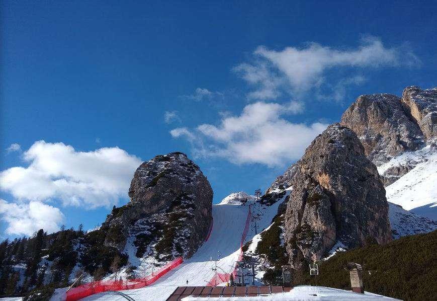Горнолыжный курорт Cortina d'Ampezzo 7