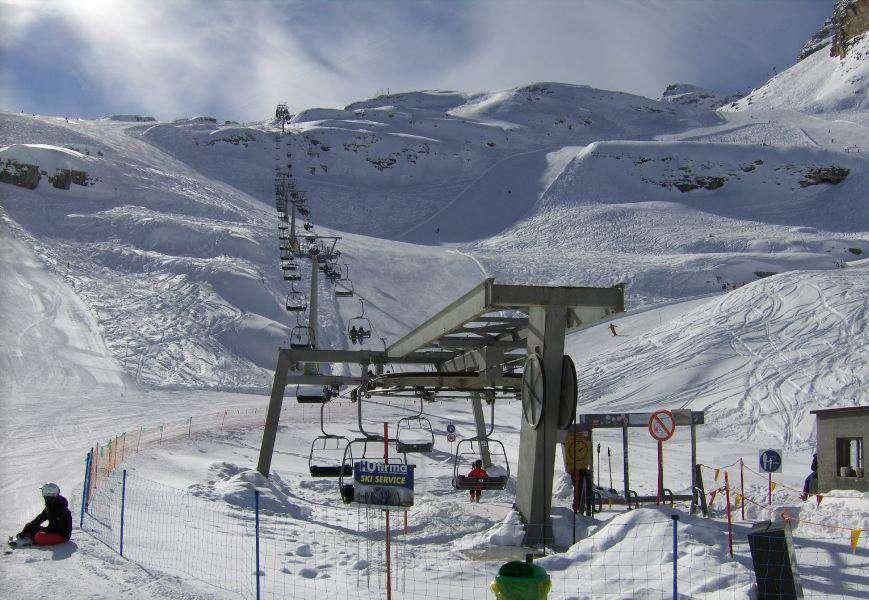 Горнолыжный курорт Cortina d'Ampezzo 4