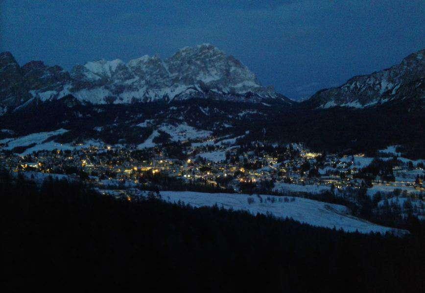Горнолыжный курорт Cortina d'Ampezzo 5