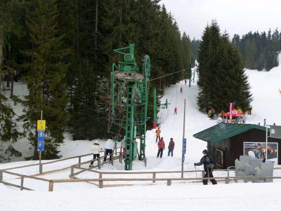 Горнолыжный курорт Donovaly (Park Snow) 3