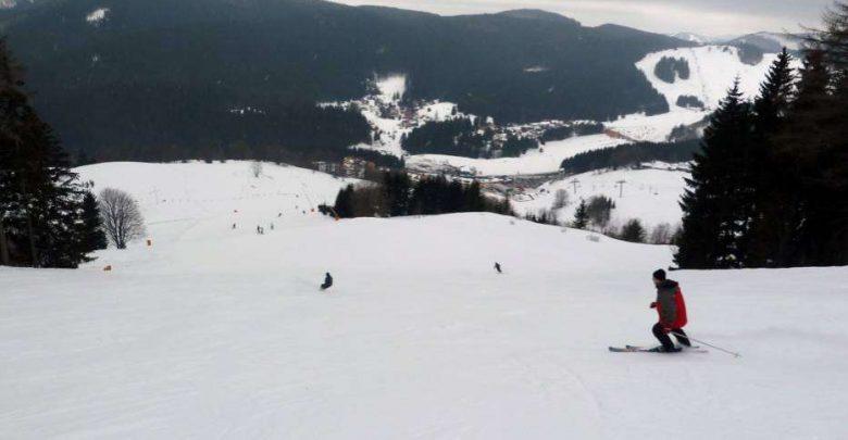 Горнолыжный курорт Donovaly (Park Snow) 1
