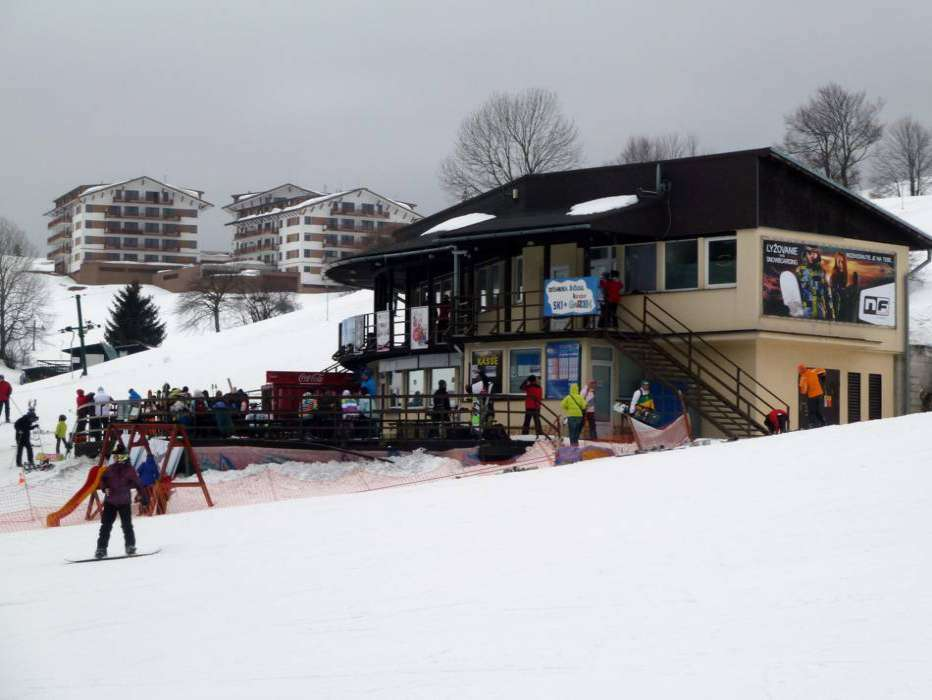 Горнолыжный курорт Donovaly (Park Snow) 4