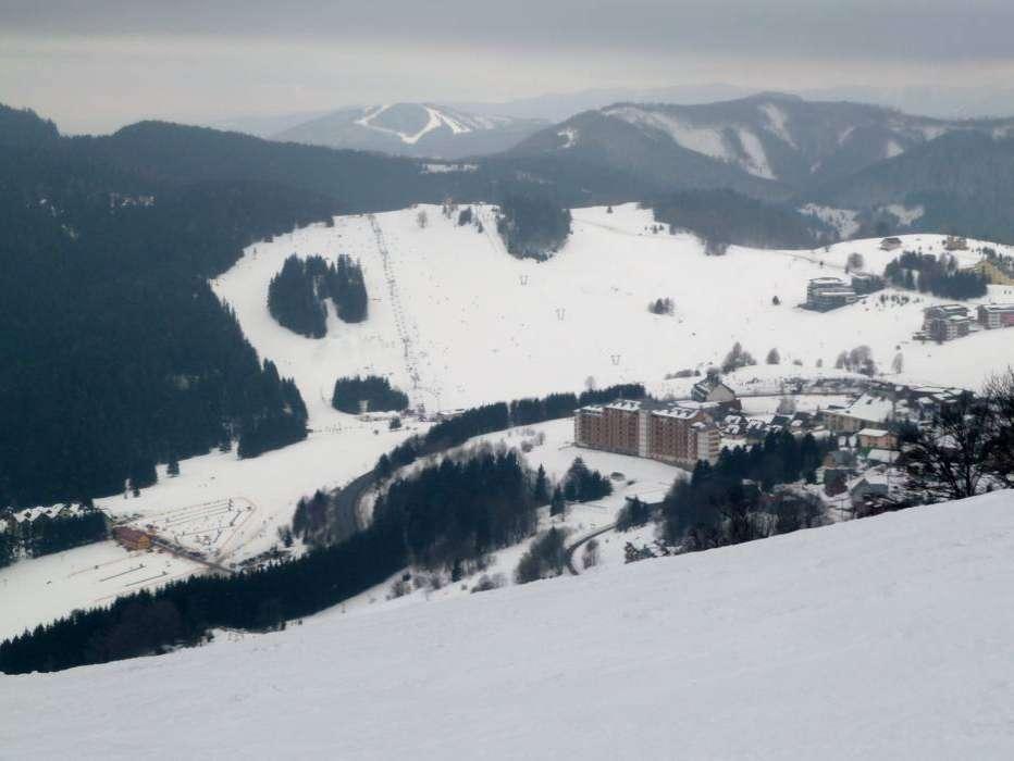 Горнолыжный курорт Donovaly (Park Snow) 5