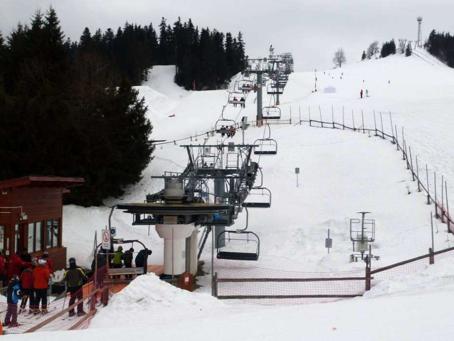 Горнолыжный курорт Donovaly (Park Snow) 6