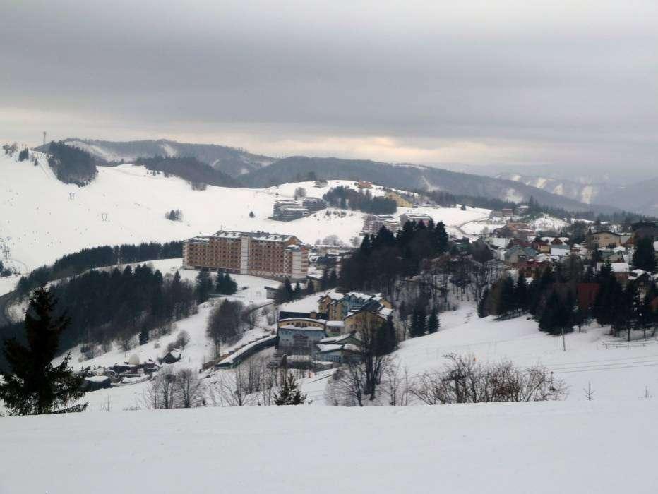 Горнолыжный курорт Donovaly (Park Snow) 9