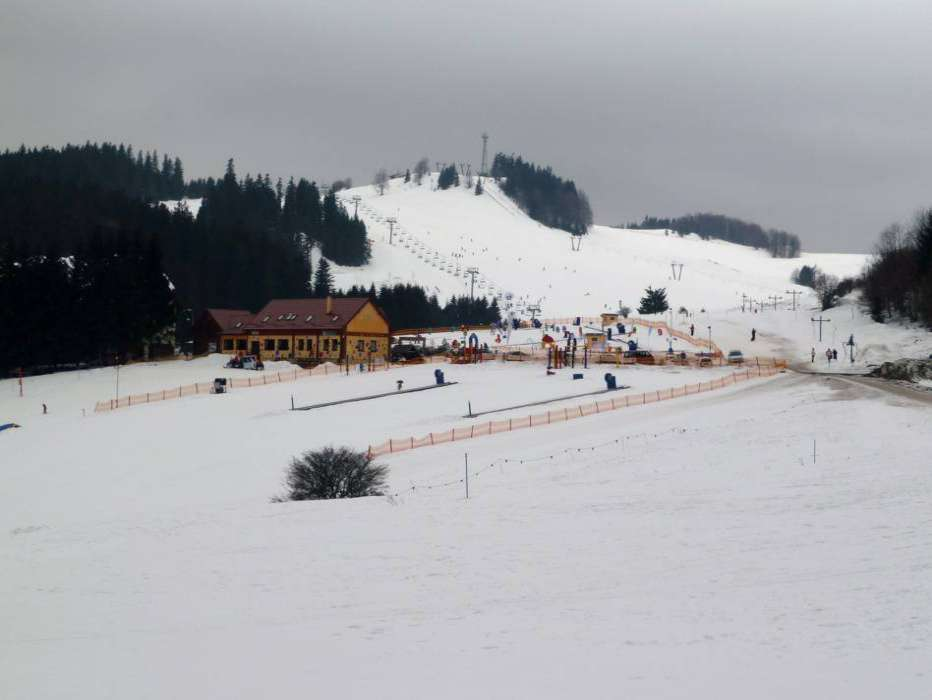 Горнолыжный курорт Donovaly (Park Snow) 11