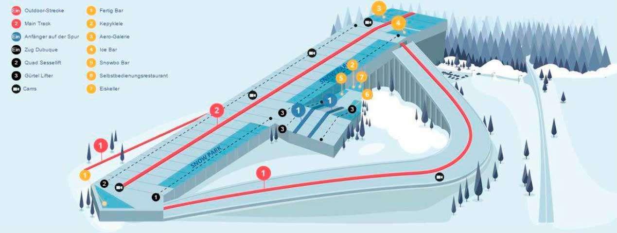 Горнолыжный курорт Snow Arena – Druskininkai 2