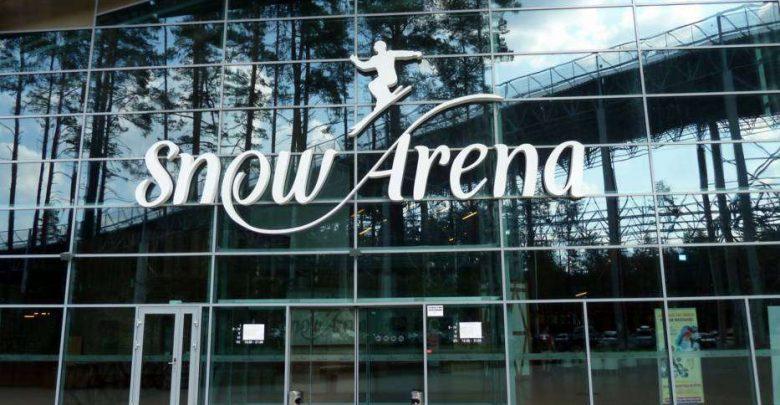 Горнолыжный курорт Snow Arena – Druskininkai 1