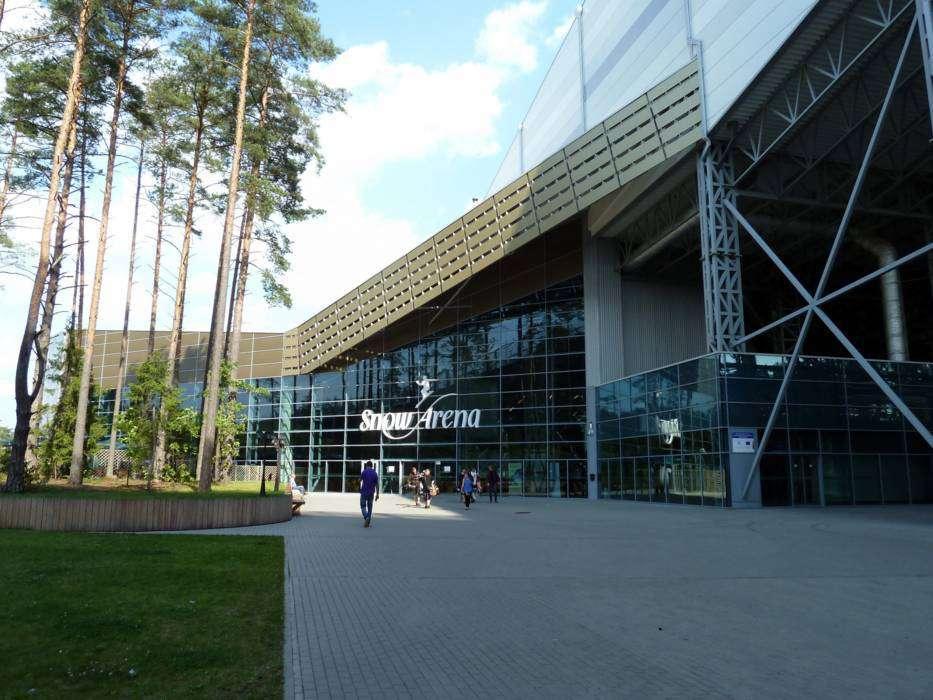 Горнолыжный курорт Snow Arena – Druskininkai 6