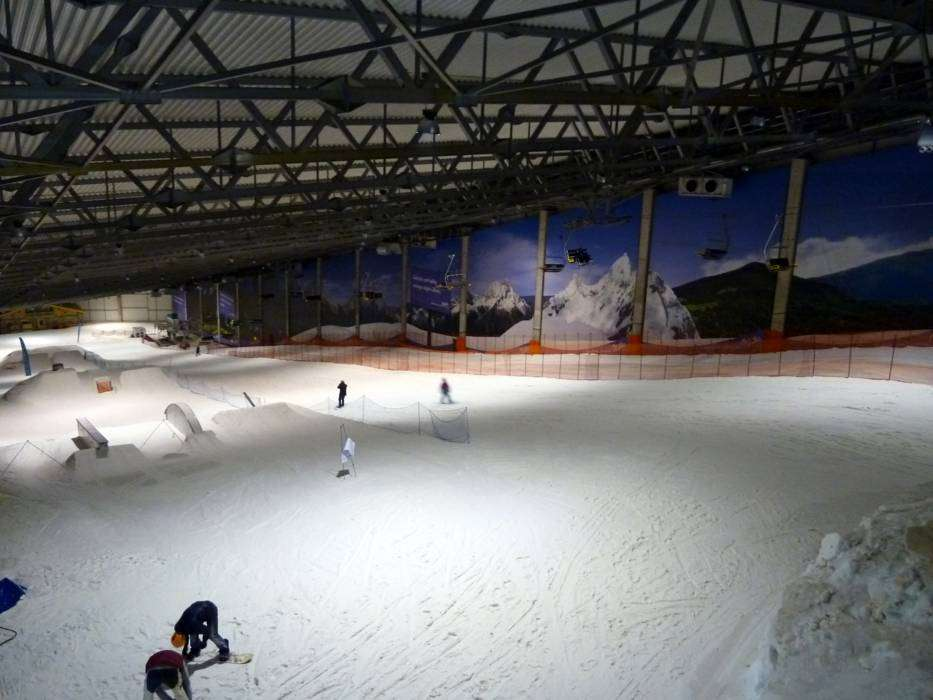Горнолыжный курорт Snow Arena – Druskininkai 9