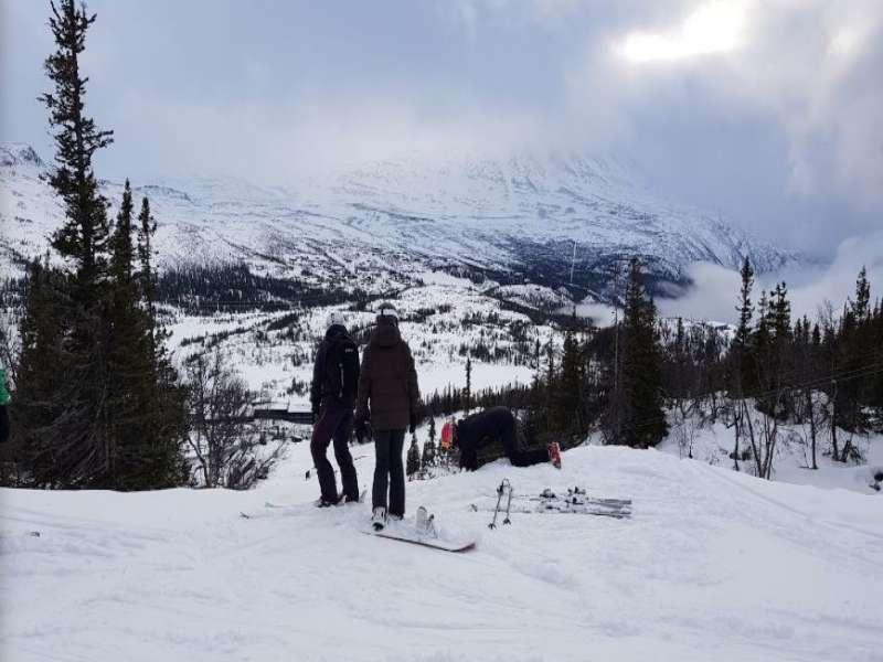 Горнолыжный курорт Gaustablikk – Rjukan 7