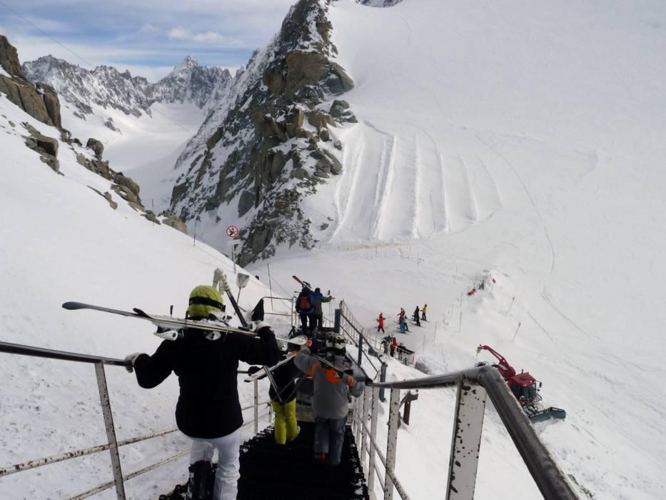 Горнолыжный курорт Grands Montets – Argentière (Chamonix) 3
