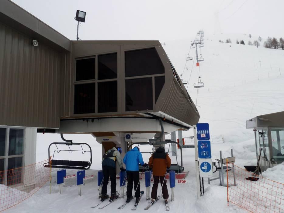 Горнолыжный курорт Grands Montets – Argentière (Chamonix) 4